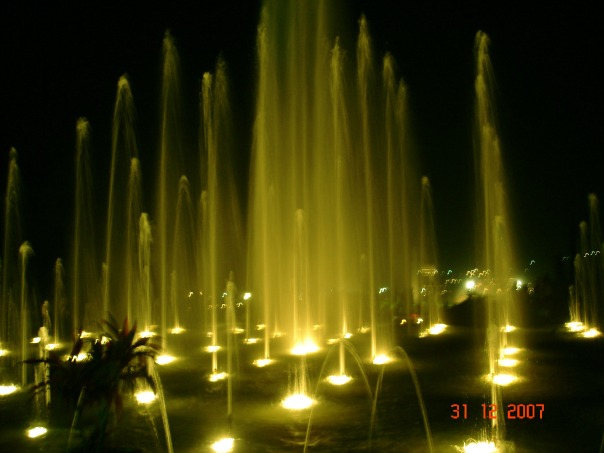 Vrindavan Gardens, Mysore
